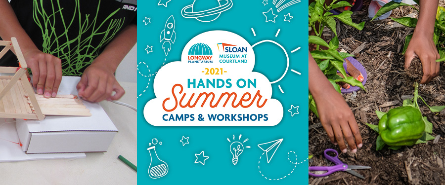 2021 Hands-On Summer Camps & Workshops